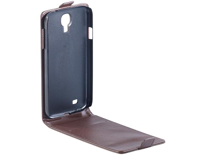 xcase handy cover stilvolle klapp schutztasche f r. Black Bedroom Furniture Sets. Home Design Ideas