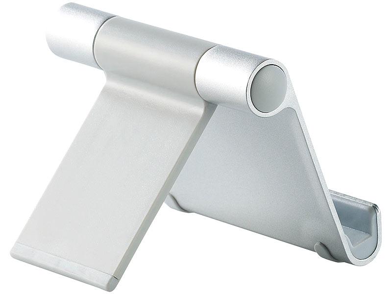 callstel multi winkel alu tabletst nder silber. Black Bedroom Furniture Sets. Home Design Ideas