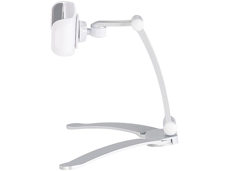 callstel tablet halterung tisch st nder und wand halter. Black Bedroom Furniture Sets. Home Design Ideas