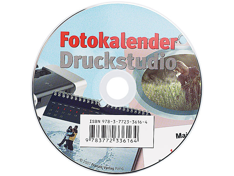 Logo Kalender-Druckstudio OEM