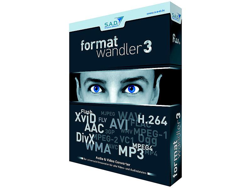 Formatwandler 3 OEM (Vollversion in Kartonstecktasche)