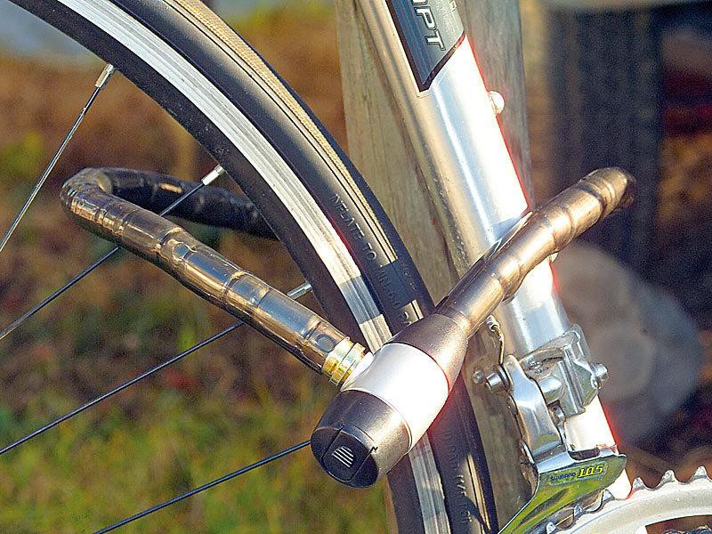 Fahrradschlösser Fahrrad und Motorrad Zahlen