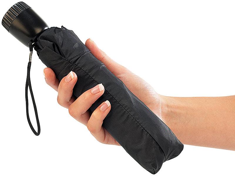 pearl regenschirm mit licht mini regenschirm 1 meter. Black Bedroom Furniture Sets. Home Design Ideas