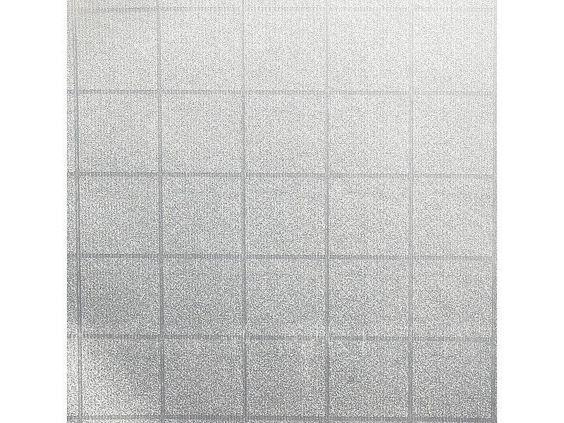 Infactory sichtschutz folie milchglas selbstklebend 100 for Milchglas klebefolie