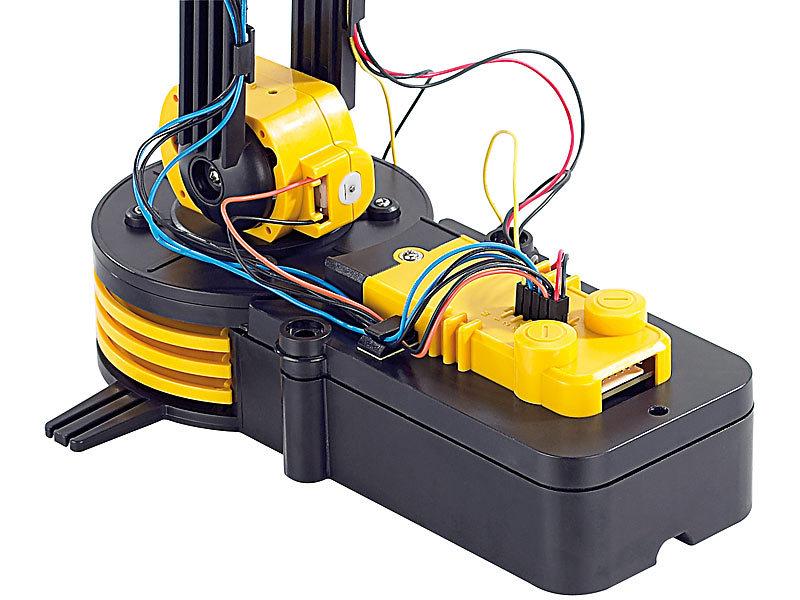 playtastic baukasten roboter arm. Black Bedroom Furniture Sets. Home Design Ideas