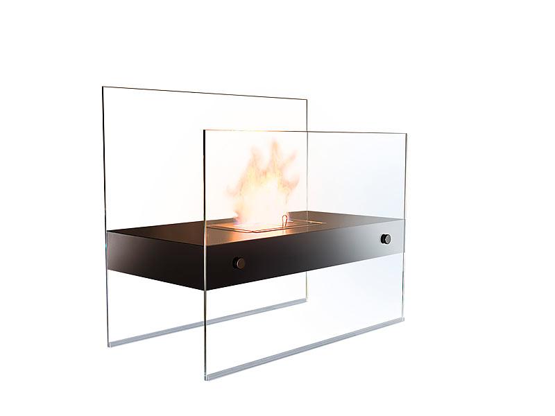 "Carlo Milano Lounge-Feuer ""Avantgarde"" f�r Bio-Ethanol"