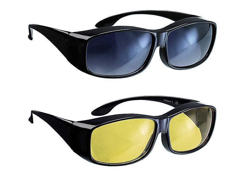 infactory sonnenbrille sch rfer sehen set mit 2. Black Bedroom Furniture Sets. Home Design Ideas