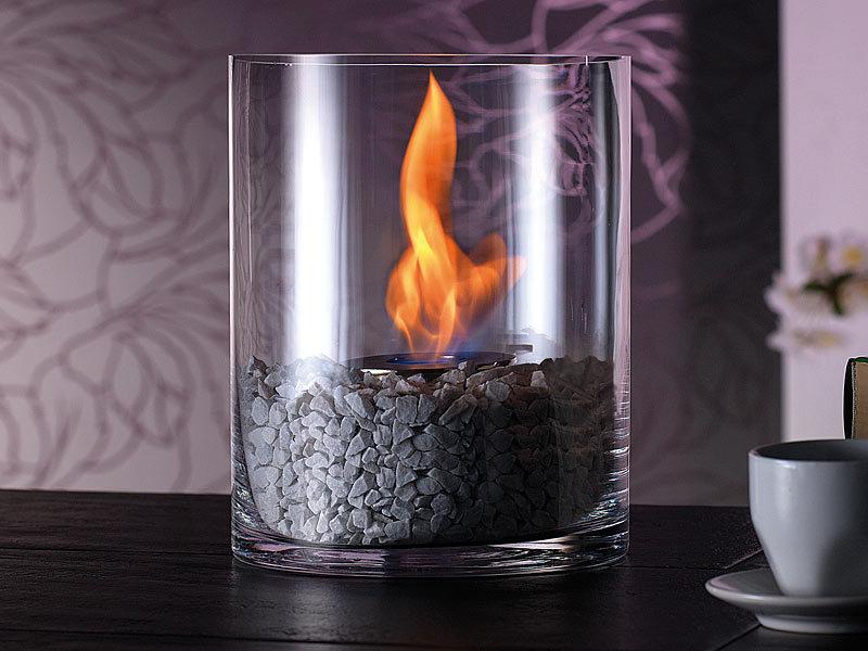 carlo milano glas dekofeuer kasra f r bio ethanol. Black Bedroom Furniture Sets. Home Design Ideas