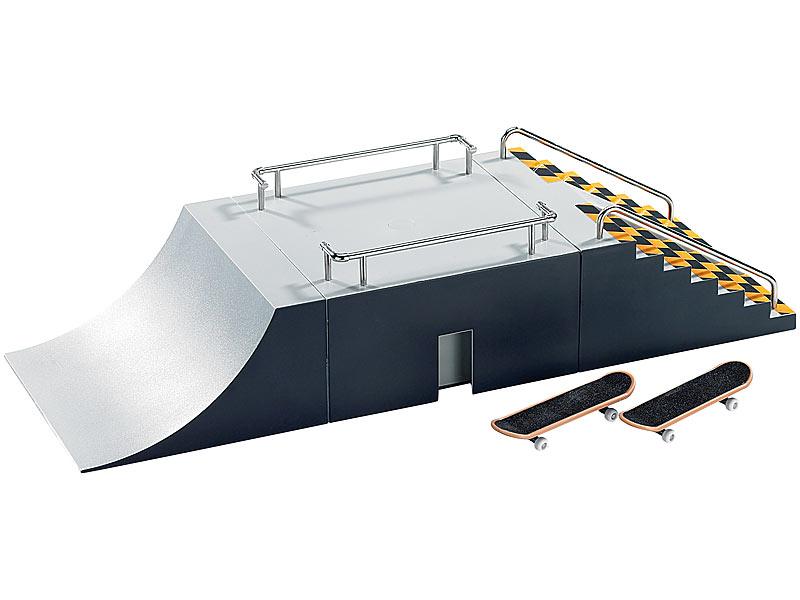playtastic fingerskateboard finger skateboard skatepark. Black Bedroom Furniture Sets. Home Design Ideas