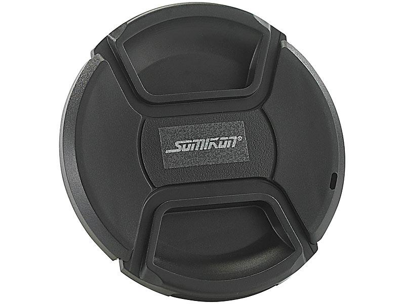 Somikon ObjektivDeckel mit Innengriff für bequemes  ~ Geschirrspülmaschine Deckel Abnehmen