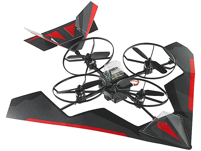 Simulus kanal quadrocopter gh drohne mit ghz