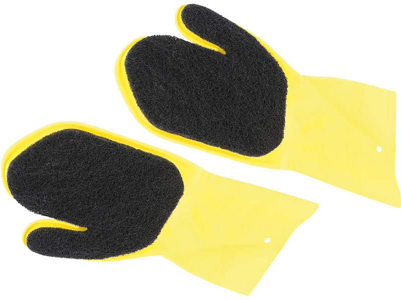 pearl putzhandschuh reinigungshandschuhe f r den grillrost rechts linksh ndig waschhandschuh. Black Bedroom Furniture Sets. Home Design Ideas