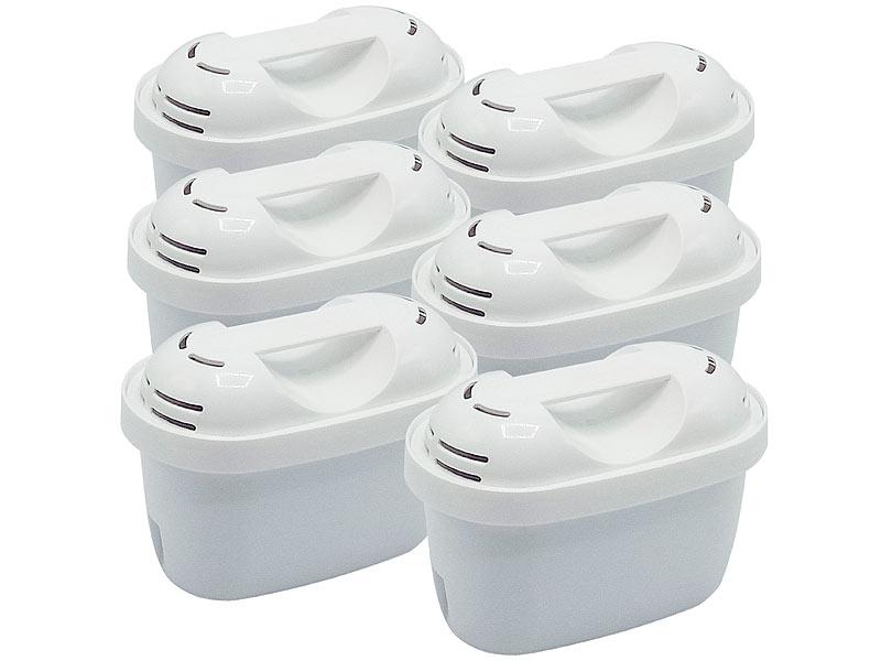Filterkartuschen (oval), 6er-Pack