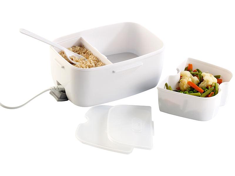 Rosenstein s hne thermo lunchbox mit 2 f chern l ffel - Bonbonniere plastique pas cher ...