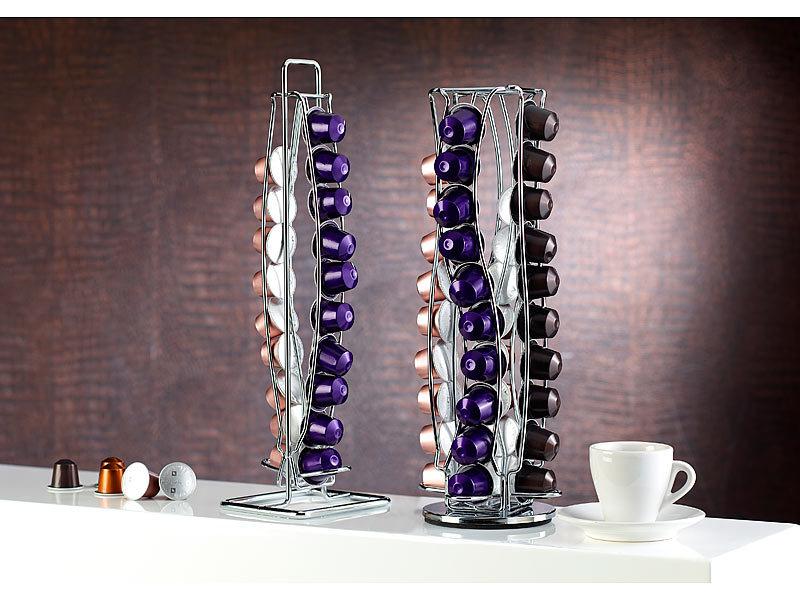 cucina di modena kapselhalter drehbarer kapselspender f r. Black Bedroom Furniture Sets. Home Design Ideas