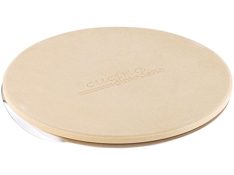 Grillstein Für Gasgrill : Cucina di modena grillstein runder pizzastein mit aluminium