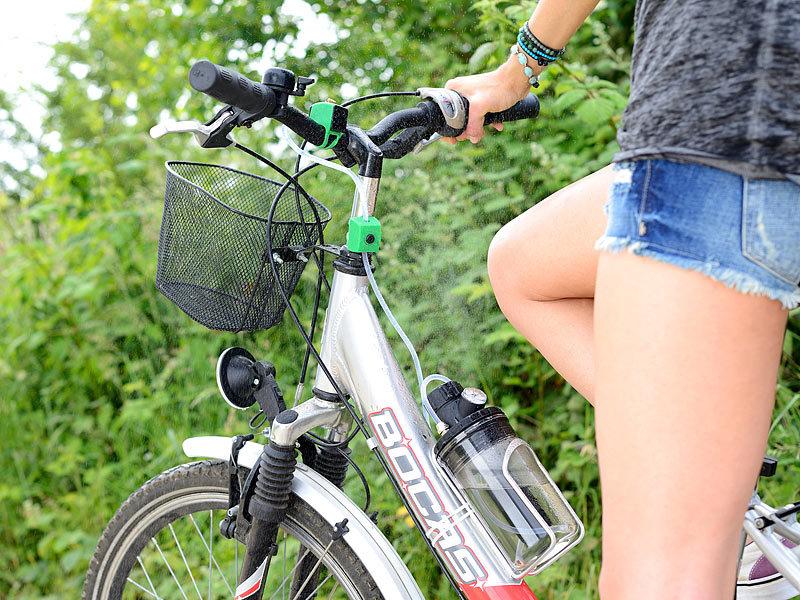 semptec klimaanlage f r fahrrad spr hnebler f rs fahrrad. Black Bedroom Furniture Sets. Home Design Ideas