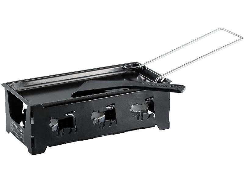 rosenstein s hne mini raclette teelicht faltbares. Black Bedroom Furniture Sets. Home Design Ideas