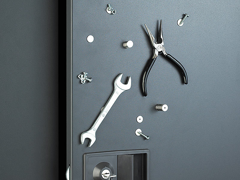 infactory magnete neodym ringmagnet n35 mit loch winzige 12 x 1 mm 20er pack neodym magnet. Black Bedroom Furniture Sets. Home Design Ideas