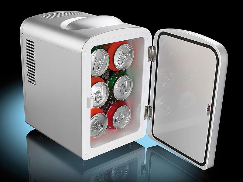 Mini Kühlschrank Mit Glas : Rosenstein söhne mini kühlbox mobiler mini kühlschrank mit