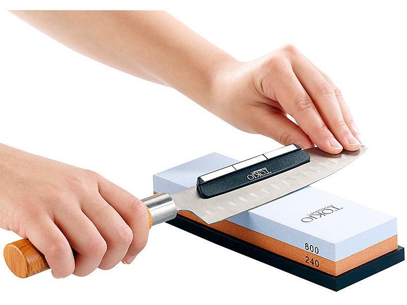 Tokiokitchenware Schleifhilfe Winkelhalter Fur Gleichmassiges