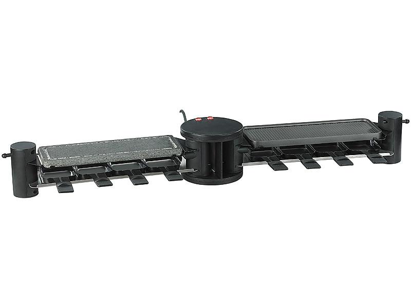 rosenstein s hne raclettofen variabler raclette grill. Black Bedroom Furniture Sets. Home Design Ideas