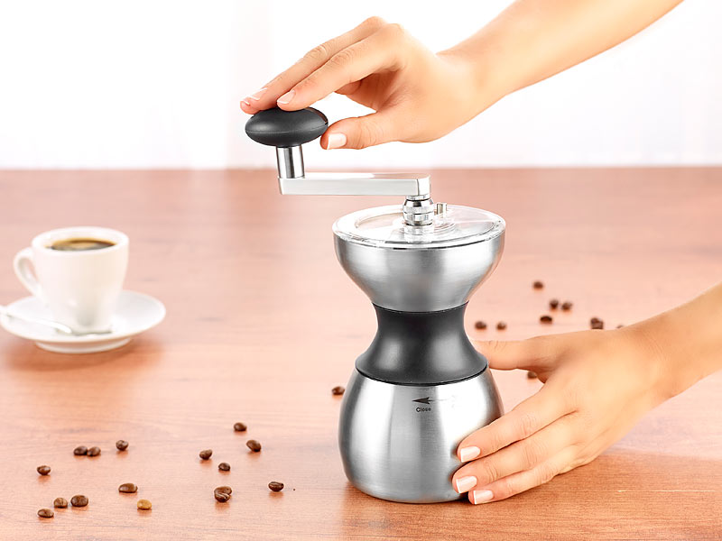 rosenstein s hne kaffeem hle mit keramikmahlwerk. Black Bedroom Furniture Sets. Home Design Ideas