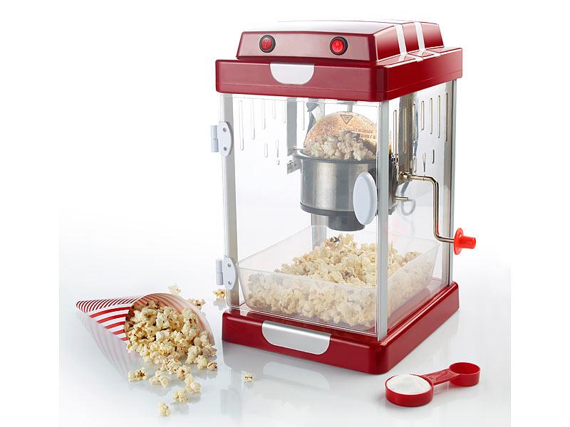 refurbished popcorn machine