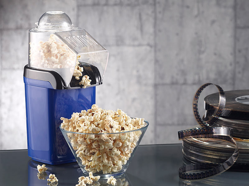 rosenstein s hne hei luft popcorn maker single popcorn maschine home f r zuhause. Black Bedroom Furniture Sets. Home Design Ideas