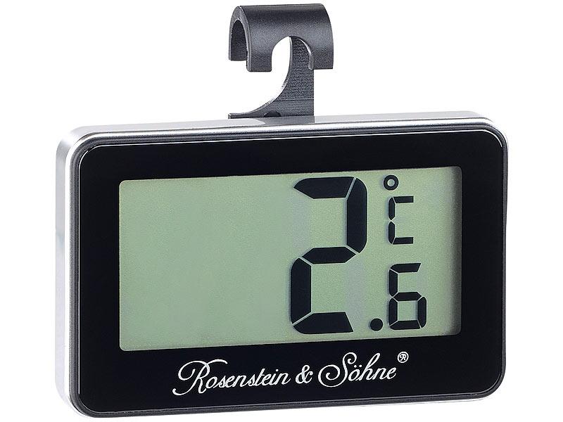 Kühlschrank Thermometer Funk : Rosenstein söhne autothermometer digitales gefrier