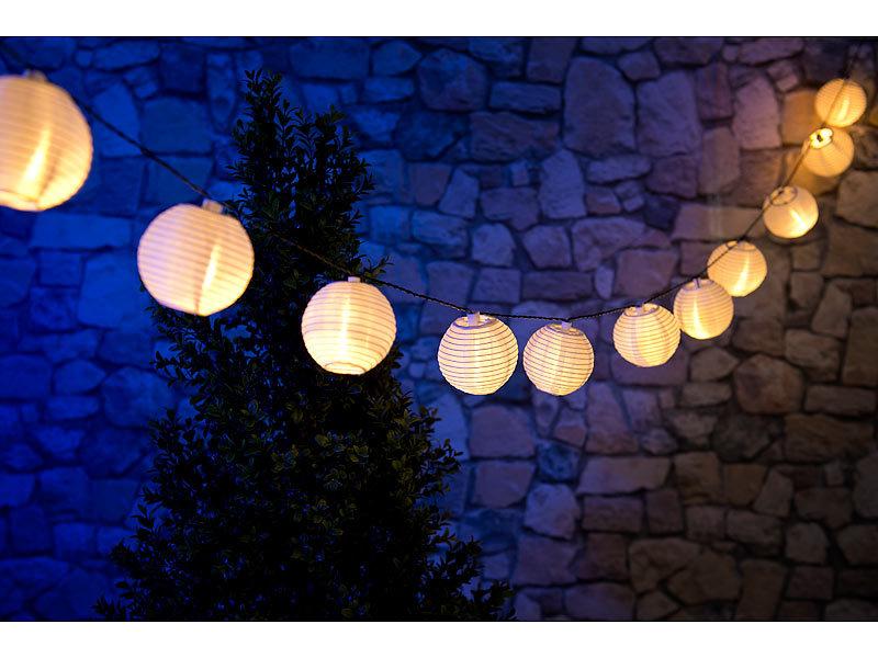 solar led lampion preisvergleich die besten angebote online kaufen. Black Bedroom Furniture Sets. Home Design Ideas