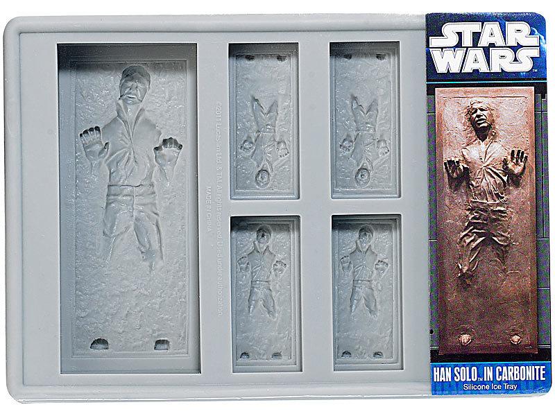 Filme & Dvds Film-fanartikel Star Wars Eiswürfel Silikon Form Han Solo In Carbonite Neu