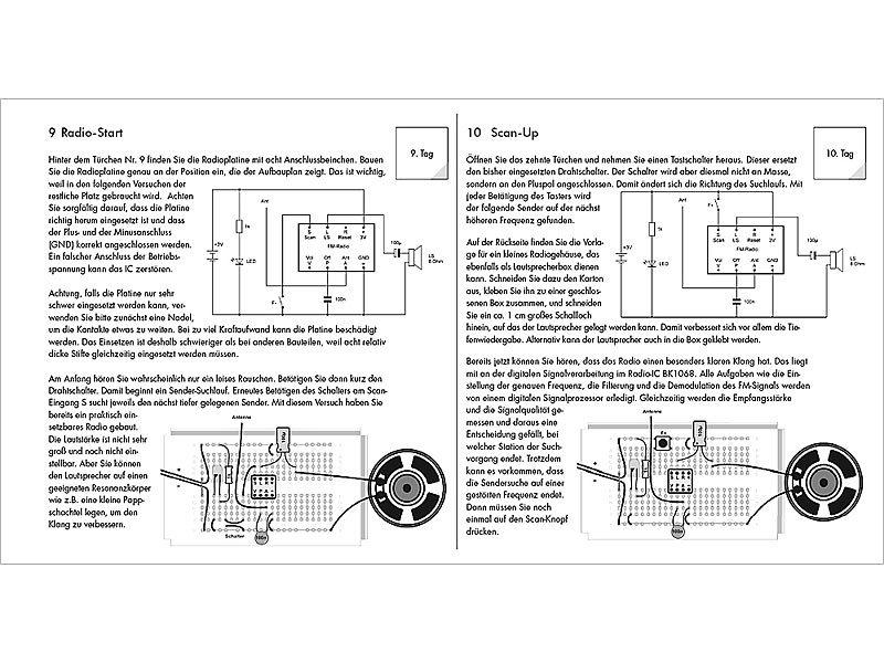 Franzis elektrotechnik baukasten ukw radio for Nc elektrotechnik