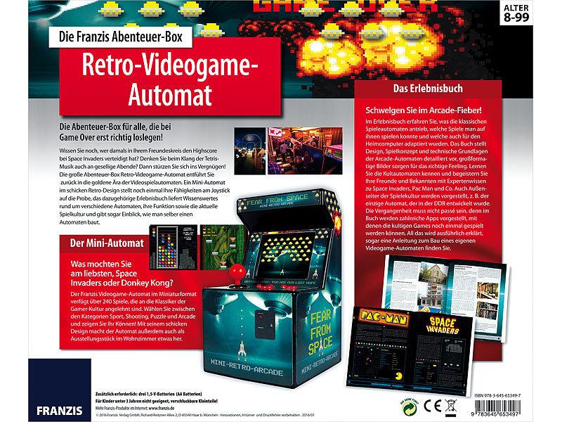 automat spielen lernen