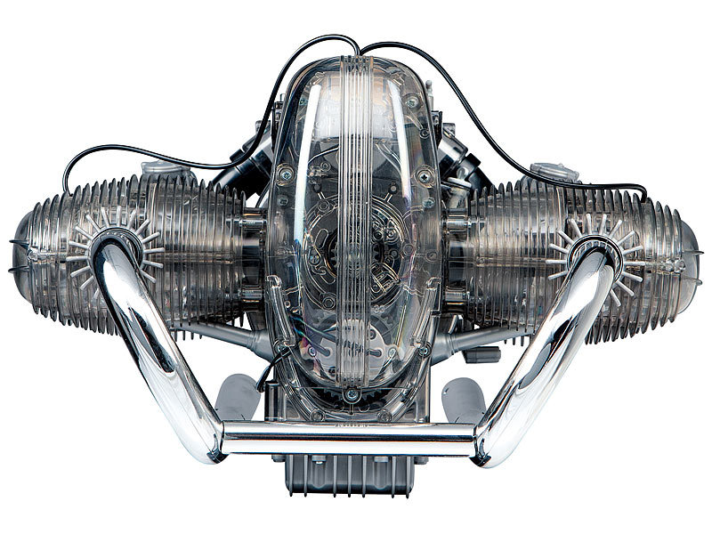 franzis motor bausatz bmw r 90 s boxermotor. Black Bedroom Furniture Sets. Home Design Ideas