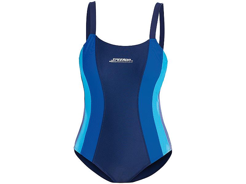 buy popular 82e1d 7aef2 Speeron Sportbadeanzug: Sportlicher Badeanzug, blau-türkis ...