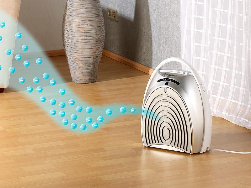 newgen medicals luftfilter 5 stufen luftreiniger mit uv licht ionisator timer fernbedienung. Black Bedroom Furniture Sets. Home Design Ideas