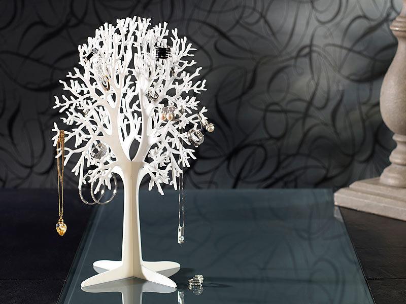 st leonhard schmuckhalter schmuckbaum aus acryl. Black Bedroom Furniture Sets. Home Design Ideas