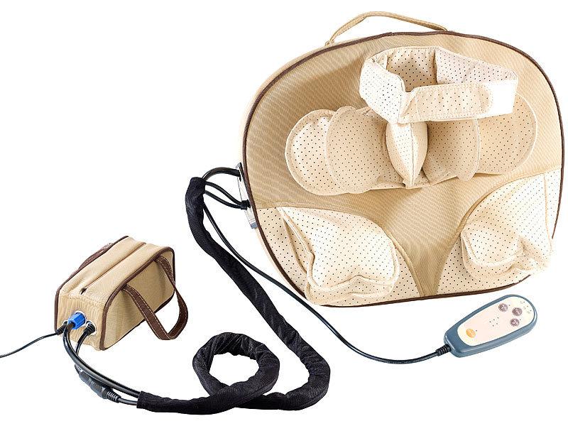 newgen medicals nackenmassage kissen massagekissen f r. Black Bedroom Furniture Sets. Home Design Ideas