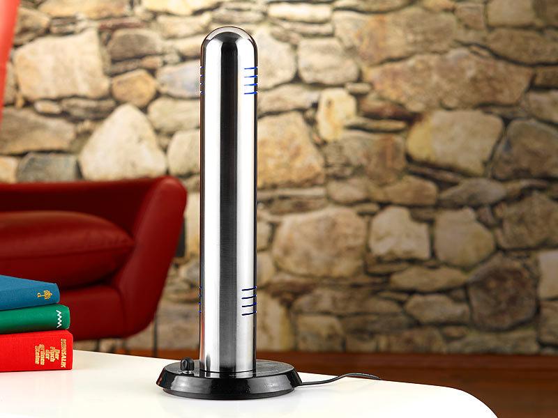 newgen medicals luftionisierer design plasma luftreiniger mit ionisator technik ionenluftreiniger. Black Bedroom Furniture Sets. Home Design Ideas