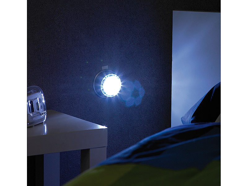 lunartec bewegungsmelder licht led innen au enlicht. Black Bedroom Furniture Sets. Home Design Ideas