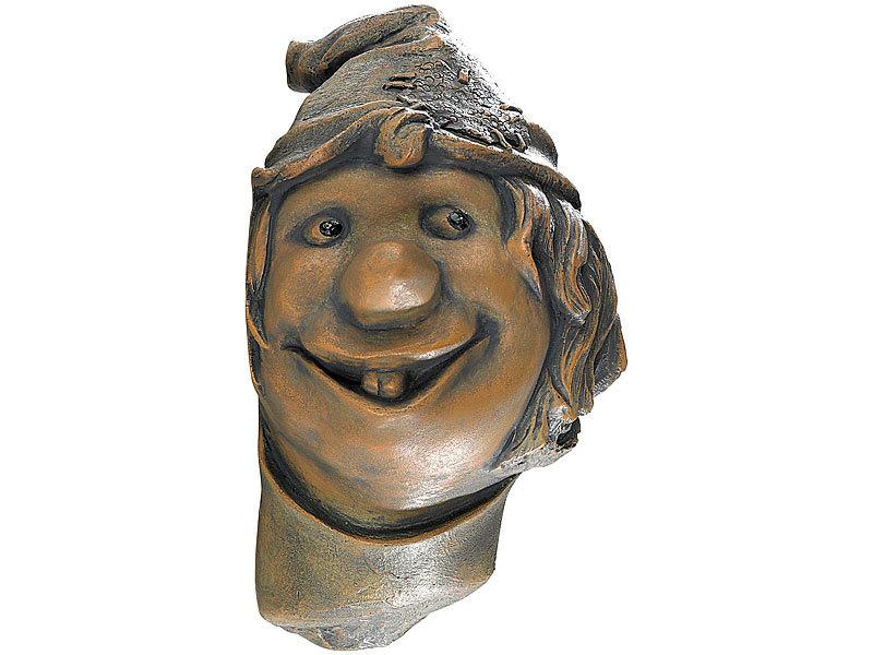 Royal gardineer baum deko garten gartendeko baum troll for Gartendeko bestellen