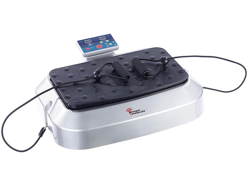 newgen medicals hocheffektive vibrationsplatte wbv 500 vb. Black Bedroom Furniture Sets. Home Design Ideas