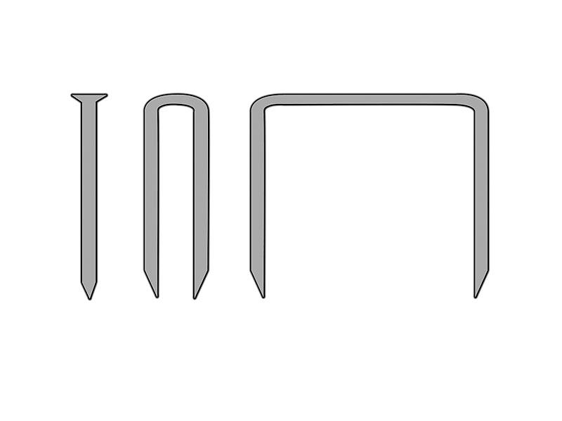 AGT Tacker: 3in1-Handtacker mit 600-teiligem 8 mm Klammer-Sortiment ...