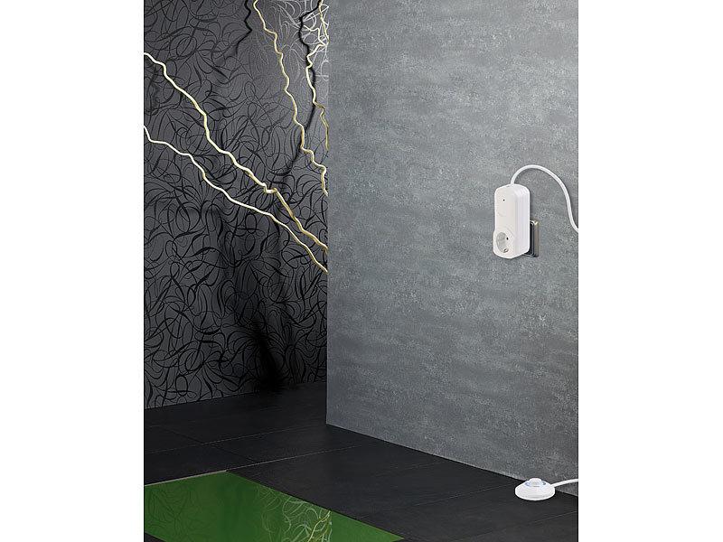 revolt steckdose schalter schaltbare 230 volt steckdose mit fu schalter verl ngerungskabel mit. Black Bedroom Furniture Sets. Home Design Ideas