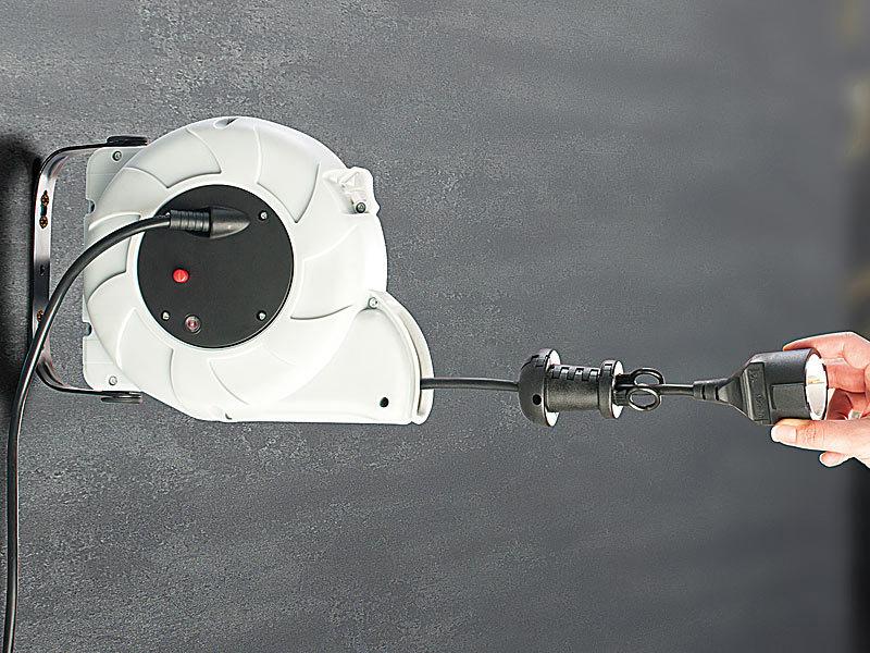 kabeltrommel zur festmontage