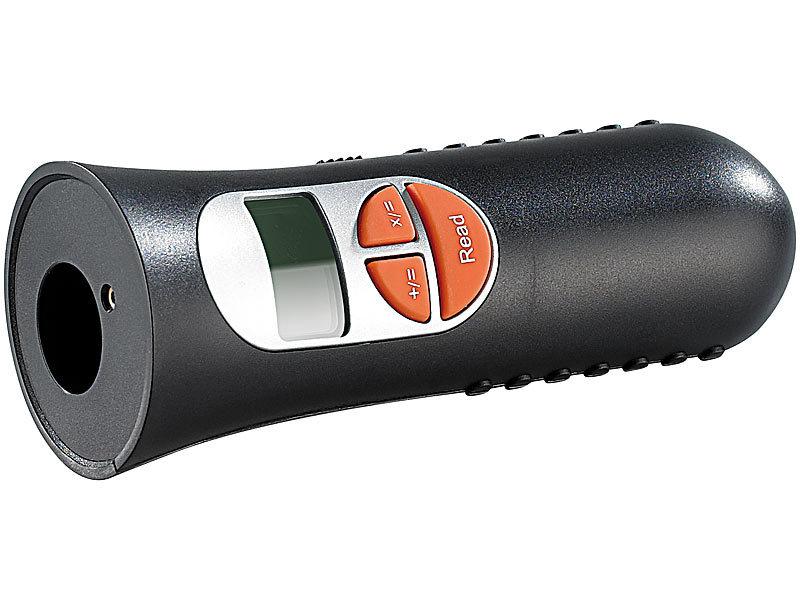 Entfernungsmesser Laser Oder Ultraschall : Agt digitaler zollstock ultraschall distanzmesser mit rechner