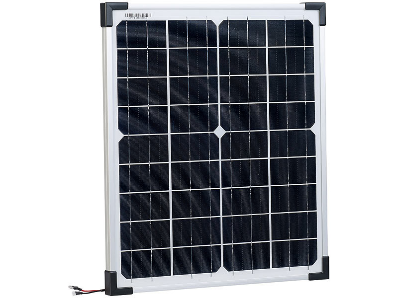 revolt solar inselanlage solarpanel 20 w mit akku laderegler und 230 v wandler solar set. Black Bedroom Furniture Sets. Home Design Ideas