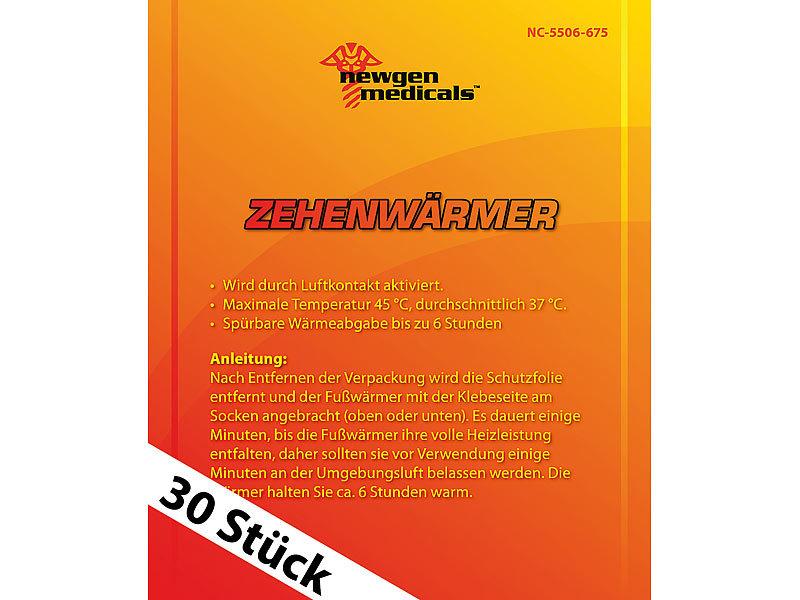THE HEAT COMPANY Sohlenw/ärmer Ganze Sohle