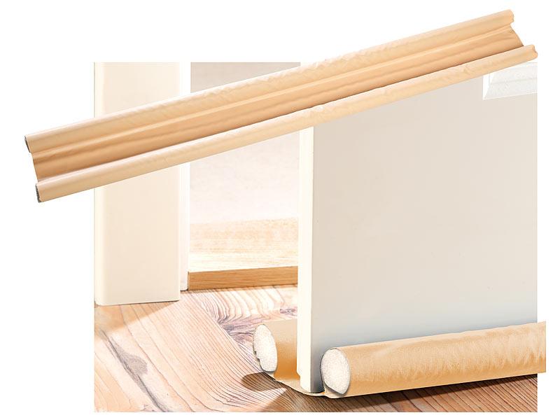 infactory zugluft stopper f r t ren bis 60 mm dicke buche. Black Bedroom Furniture Sets. Home Design Ideas